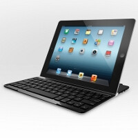 Logitech Ultrathin Keyboard Cover for the new iPad brings innovation into productivity accessories