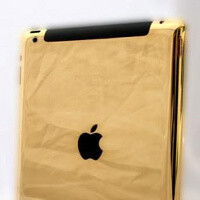 World gets its first 24ct gold iPad 3 for those who need to show off their riches