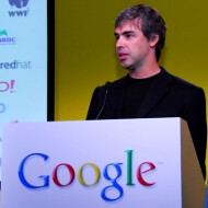 Larry Page says Android wasn't viewed as