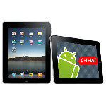 """Researcher says Android will overtake iPad soon, doesn't understand """"Android"""""""