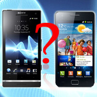 Sony Xperia S or Samsung Galaxy S II - that is the question!