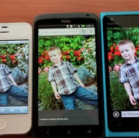 Screen test iPhone, Android and Windows Phone flagships side-to-side: Lumia 900 wins