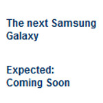 """Carphone Warehouse changes teaser page to call new model """"The next Samsung Galaxy"""""""