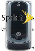 FCC reveals Motorola Vegas VE20 for Sprint