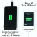 Motorola DROID RAZR MAXX battery is put through a real-word GPS test
