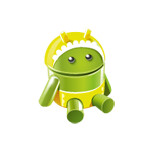 First the Google Phone, now pics of early Android system