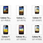Samsung Galaxy S III found in Kies, confirms GT-i9300 model number