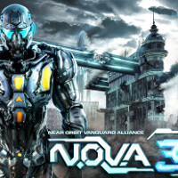 Gameloft uncovers N.O.V.A. 3 for iOS and Android,