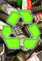 Only 3% of cell phones are recycled