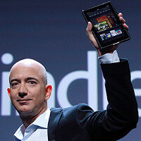 """Kindle Fire accounts for half of all """"Android"""" tablets sold"""