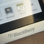 Picture leaked allegedly showing BlackBerry London packaging