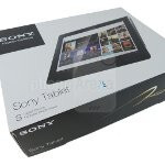 To celebrate the arrival of ICS, Sony offers a free cradle and a $50 rebate with the Tablet S