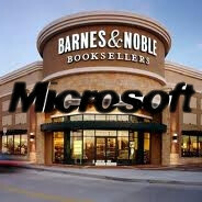 Microsoft pours $300 million in Barnes&Noble for its own e-book and educational ecosystem