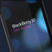 "BlackBerry 10 SDK and ""Dev Alpha"" device released to developers"