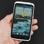 HTC touts the One X battery life