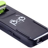 Pop Video is the cheapest iPhone pico projector we've seen yet: yours for $99