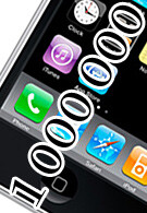 More than a million iPhone 3G sold