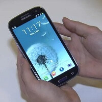 Samsung Galaxy S III hands-on is out