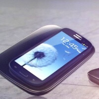 Samsung lifts cover off official Galaxy S III accessories: impresses with Wireless Charging Kit