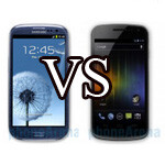Samsung Galaxy S III - see its rivals side by side
