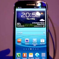 TouchWiz Nature UX Overview on the Galaxy S III (video)