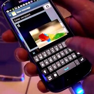 Samsung Galaxy S III: Pop up Play feature demo