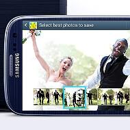 Samsung Galaxy S III: Burst Shot/Best Photo camera features demo