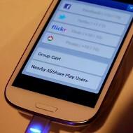 Samsung Galaxy S III: AllShare feature demo