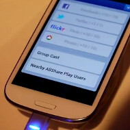 Samsung Galaxy S III: AllShare feature demo
