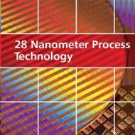3GHz mobile chip barrier broken with a dual-core 28nm processor from TSMC