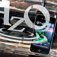 HzO extreme water protection is at CTIA 2012