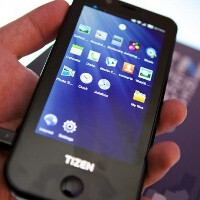 Samsung Tizen reference device video leaks out