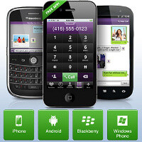 Viber Beta lands on Windows Phone, BlackBerry, no voice calling yet
