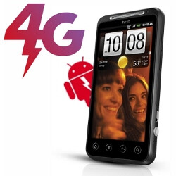 HTC EVO V 4G for Virgin Mobile announced, paired with unlimited 4G data for $35 per month