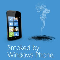 Smoked by Windows Phone campaign stats unveiled, over 50,000 phones smoked to date