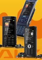Sony Ericsson announced three new Walkmans