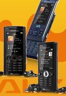 Sony Ericsson announced three new Walkmans
