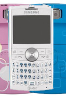 Samsung BlackJack 2 now in pink and blue flavors