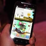 LG Connect 4G hands-on