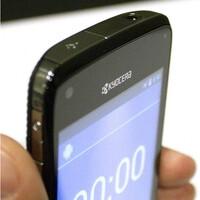 Kyocera phone transmits sounds through tissue, makes calls clear as day
