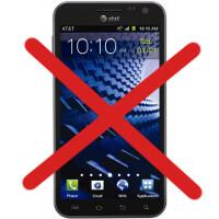 Samsung cancels the AT&T Galaxy SII Skyrocket HD