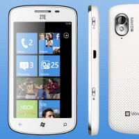 ZTE Windows Phones hitting the States by year-end