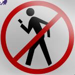 NJ town bans texting while walking