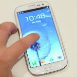 Video shows off Samsung Galaxy S III gestures