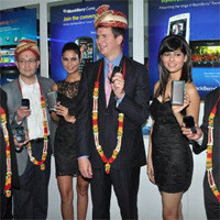 RIM set to open up to 15 premium BlackBerry stores in India