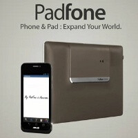 Asus PadFone video shows off the transforming 3-in-1