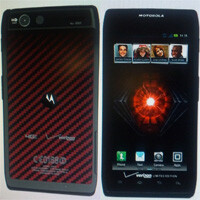 Verizon employees receive special edition Red DROID RAZR MAXX