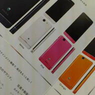 Sony Xperia GX to hit NTT DoCoMo in July with illuminated logo, the Xperia SX in August with candy colors