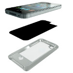 If your Apple iPhone 4S breaks while in this case, it will be repaired or replaced