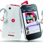Motorola MOTOSMART MIX XT550 is bringing the beats to